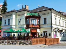 Hotel Terasa, Вимперк