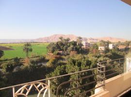 Rahma Apartments, Luxor