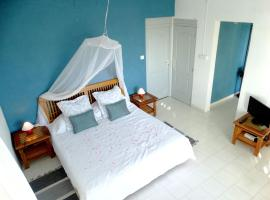 Blue Appartment, La Gaulette