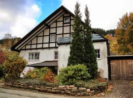 Landhaus am Bach, Winterberg