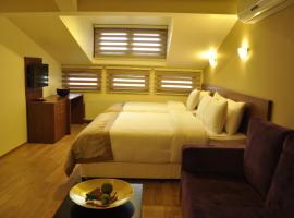 Elrose Suite Hotel, Стамбул
