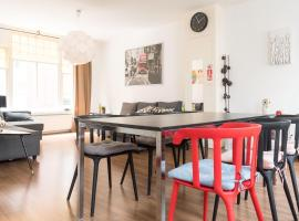 Leidse City Apartment,