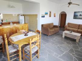 Ampelos apartment and studios, Xerokampos