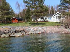 Villa Solstrand, Kungsö