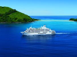 Captain Cook Cruises Fiji - Reef Endeavour, Denarau