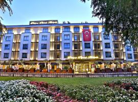 Dosso Dossi Hotels & Spa Downtown, Estambul