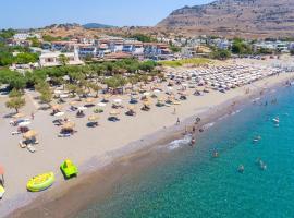 Sun Beach Lindos, Lárdos