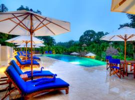 The Lodge at ChaaCreek, San Ignacio
