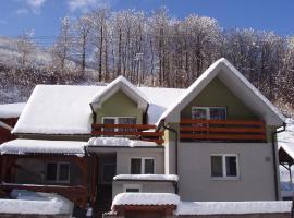 Apartmánový dom Bellevue, Vyhne