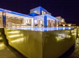 Villa Cleopatra Mykonos, Miasto Mykonos