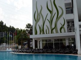 Holiday City Hotel-All Inclusive, Сиде