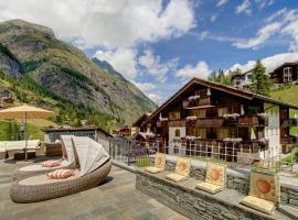 Hotel Berghof, Zermatt