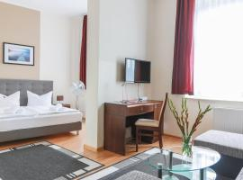 City Residence Hotel Frankfurt Oder Bahnhof