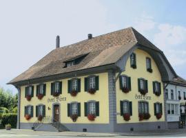 Hotel Bären Suhr, Aarau