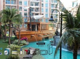 Condominium Atlantis Unit E207, Jomtien Beach