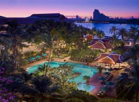 Anantara Riverside Bangkok Resort, Bangkok