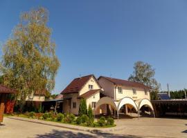 Tourist Complex Bely Los, Bol'shiye Oleshniki
