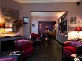 Hôtel Donjon Vincennes, Венсен