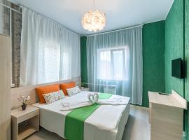 INCITY Hotel, Lobnya