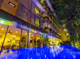 Karou Lotus Chang Moi Boutique Hotel, 清迈