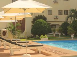 Hotel le Pelican, Lomé