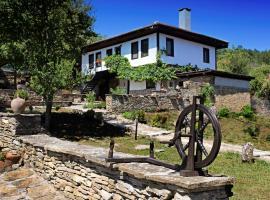 Guest House Stone Paths, Kostenkovtsi