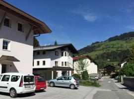 Appartement Dorfblick Top 1, Westendorf