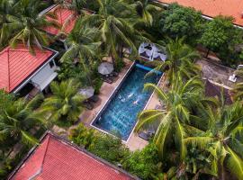 Apsara Suorkear Villa, Siem Riep