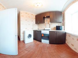 Omsk Sutki Apartments on Irtyshskaya Naberezhnaya 26, Omsk