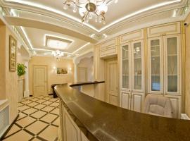 Hotel Svetlitsa, Vologda