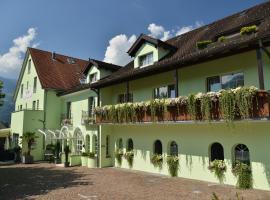 Hotel Hofbalzers, Бальцерс