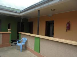 "Monjes Lodge ""B"", Arusha"