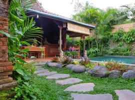 Honeymoon Green Villa, Ubud