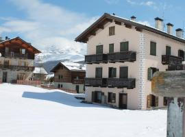 Rinaldo Apartments in Baita Pierin, Livigno