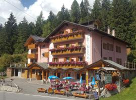 Hotel La Roccia, Passo del Tonale