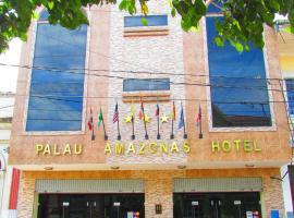 Palau Amazonas Hotel, Iquitos
