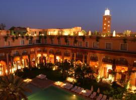 Les Jardins De La Koutoubia, Marrakesz