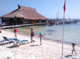 Beach Apartment Hotel Zone 19, Cancún