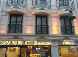 Sultanahmet Newport Hotel, Istanbul