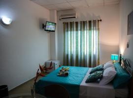 Hotel Residencial Luxan, São Tomé