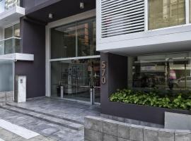Wasi Apartment Pardo, Lima