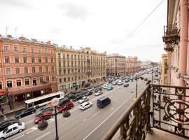 Octaviana Hotel, St. Petersburg