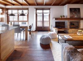 Apartamento Val de Ruda Luxe VIII, Baqueira-Beret