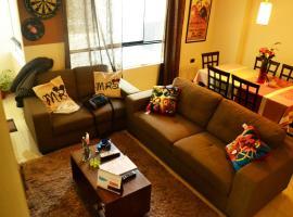 Apartamento Nuevo en Zona Moderna, Cusco