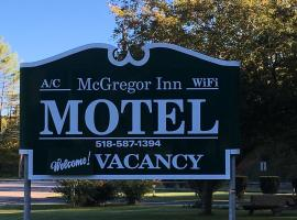 McGregor Inn Motel, Saratoga Springs
