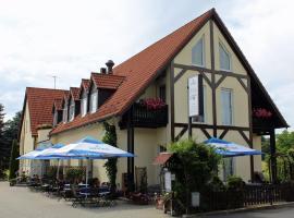Eisenberger Hof, 莫里茨堡