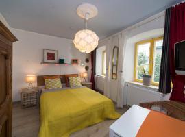 Zimmervermietung am Stadtplatz / BHF 8 min / A8