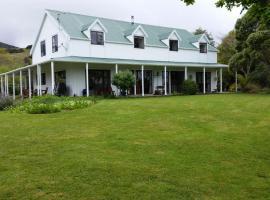 Jacaranda Lodge, 科罗曼德镇