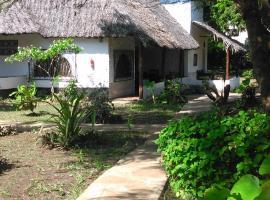 Diani Banda Cottages, Diani Beach
