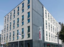 Hampton by Hilton Frankfurt City Centre Messe